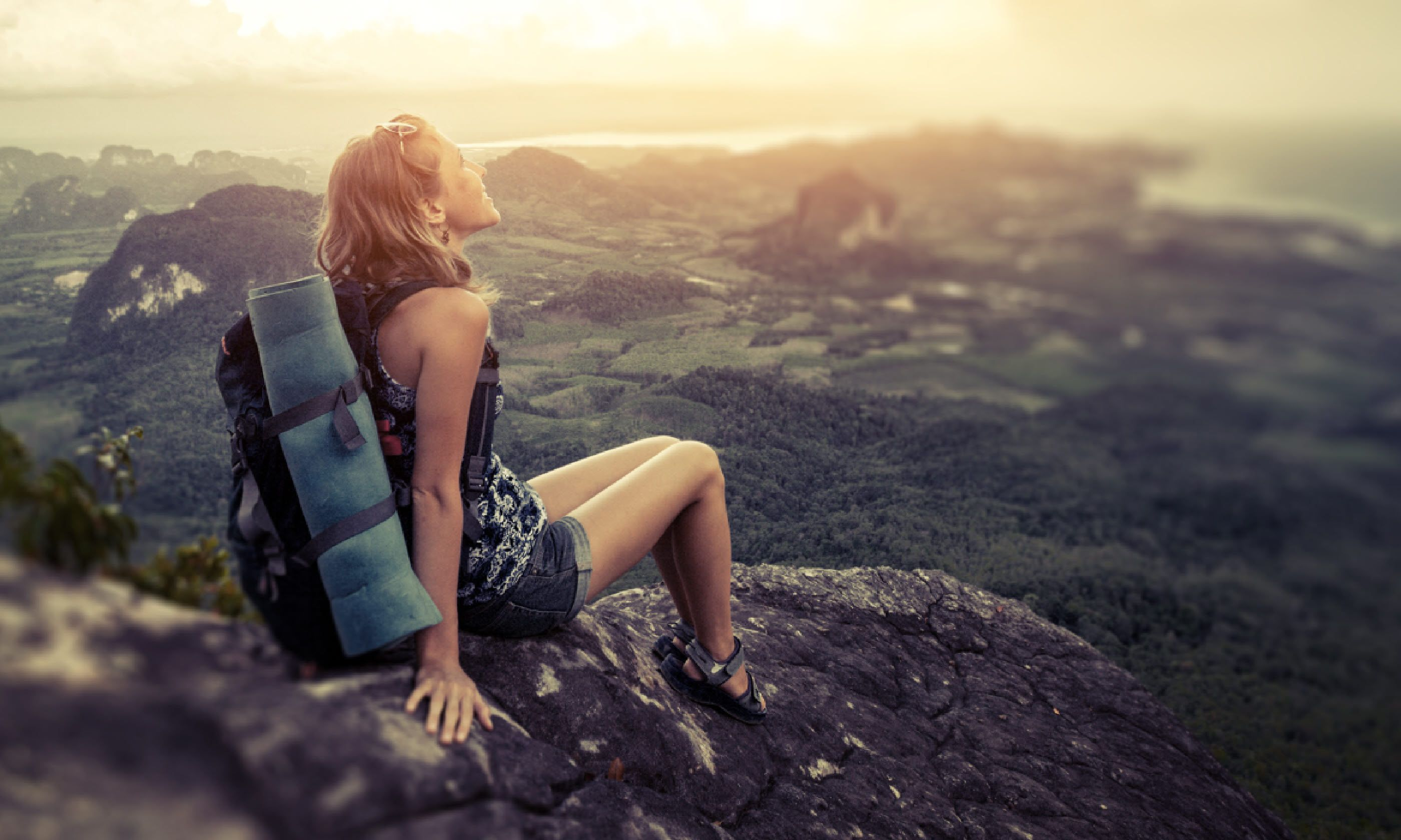 Make time for your own adventures (Photo: Shutterstock)