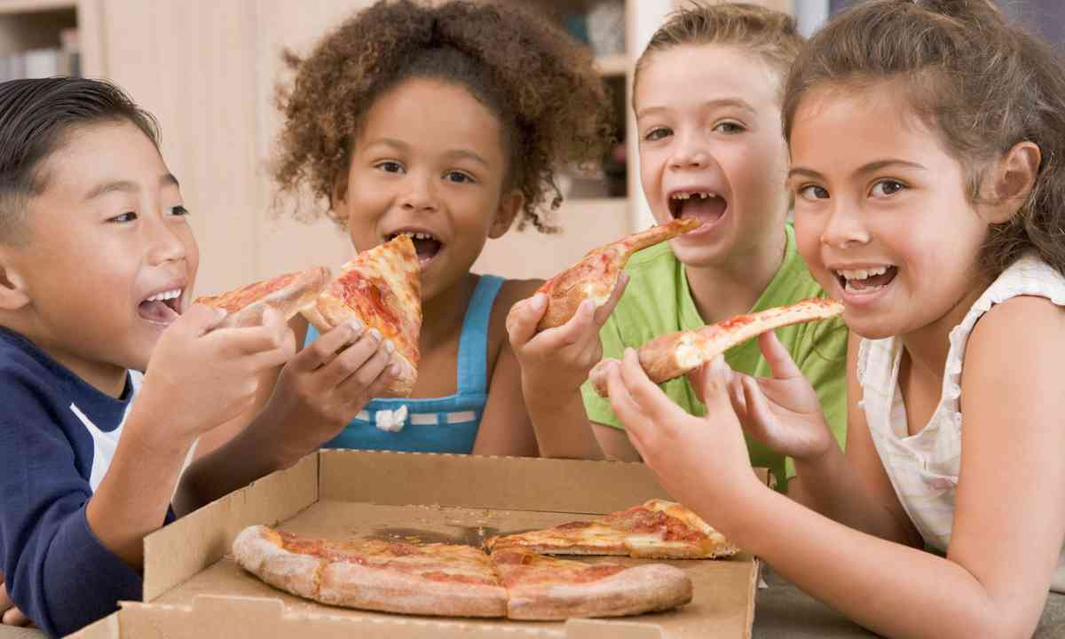 Pizza. Popular everywhere (Dreamstime)