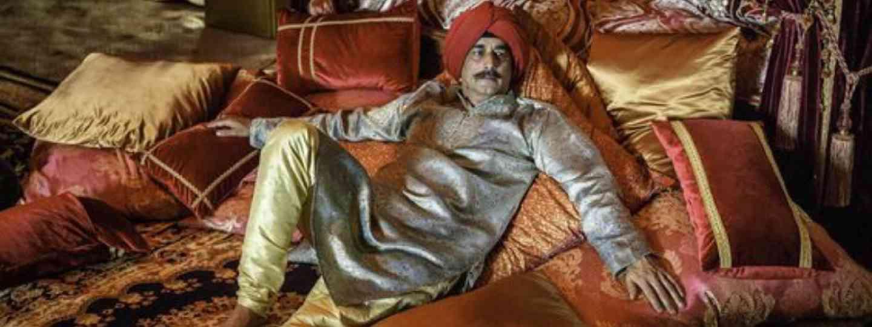 Art Malik in Indian Summers