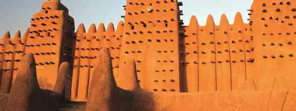 Dogon dancers, Mali (Suzanne Porter)