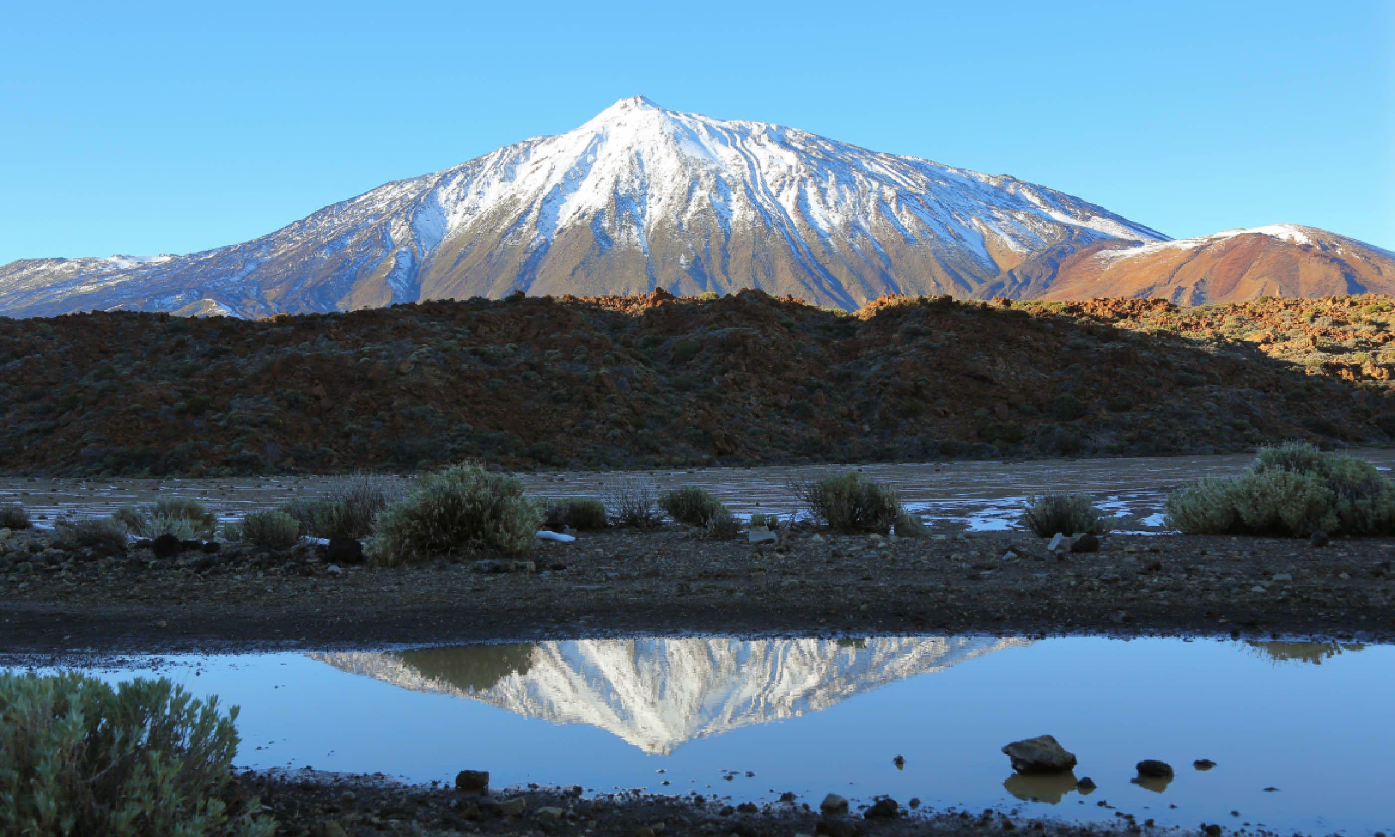 Mount Teide, Tenerife (Shutterstock)