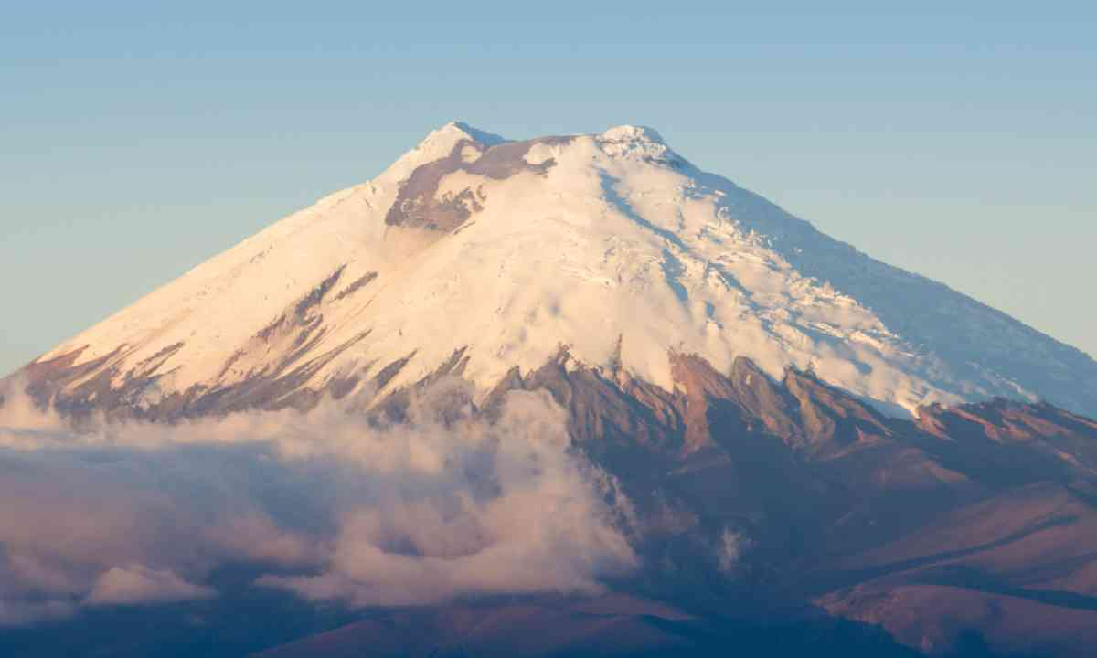 Cotopaxi, Ecuador (Shutterstock)