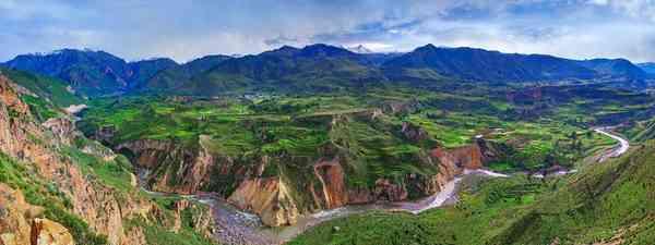 The Inca citadel of Machu Picchu (PromPer�)