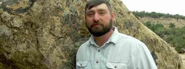 Author Erik Storey