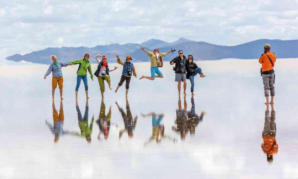 Salar de Uyuni, Bolivia (Shutterstock.com)