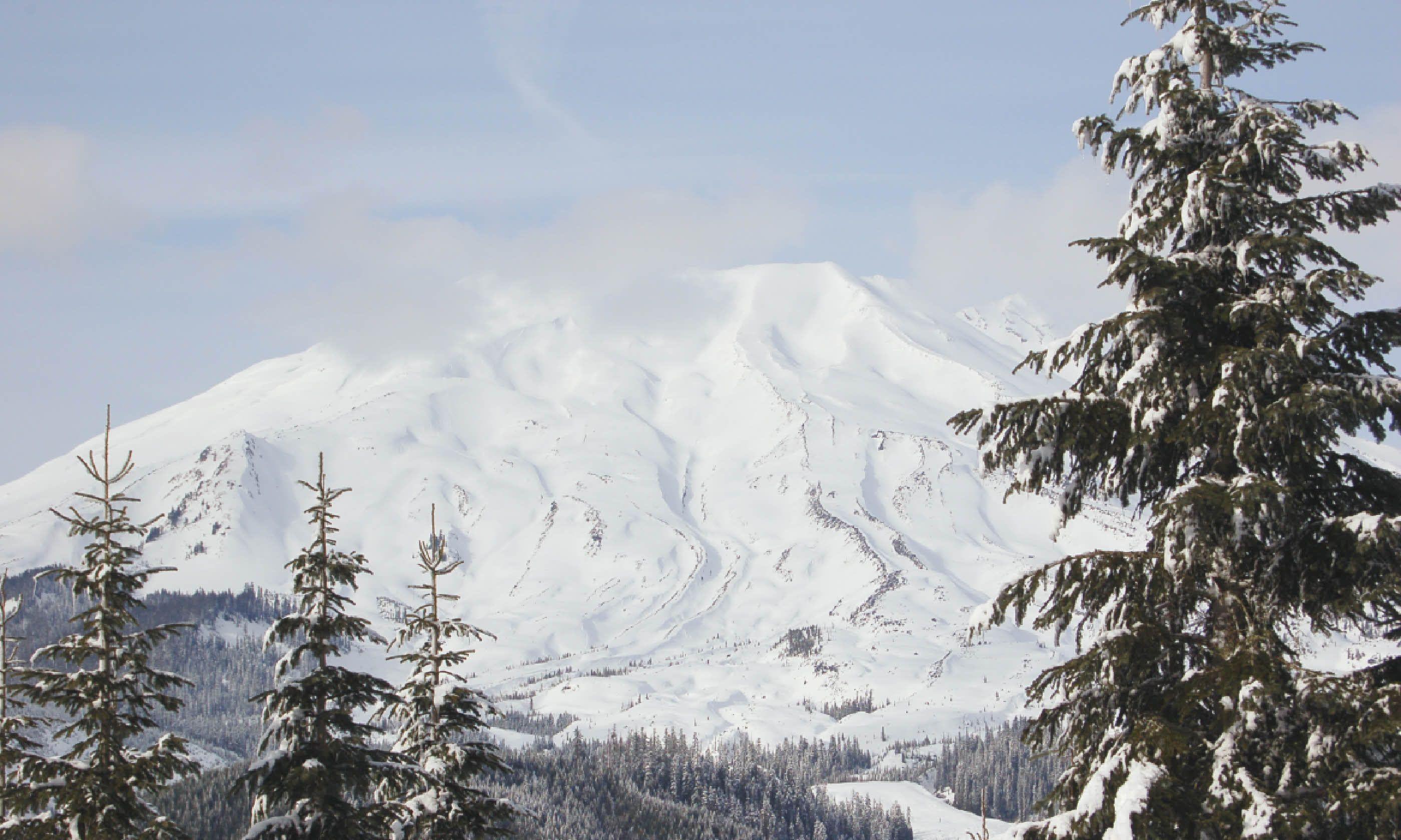 Mount St. Helens, USA (Shutterstock)