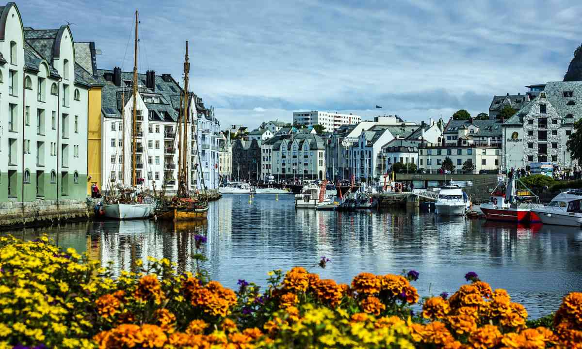 Ålesund, Norway (Shutterstock.com)