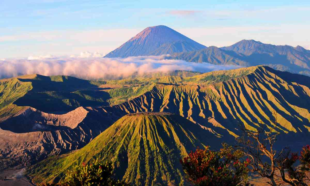 Mount Bromo, Indonesia (Shutterstock)