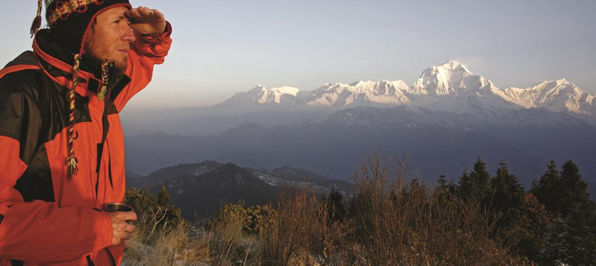 Poon Hill, Annapurna Circuit, Nepal (Dreamstime)