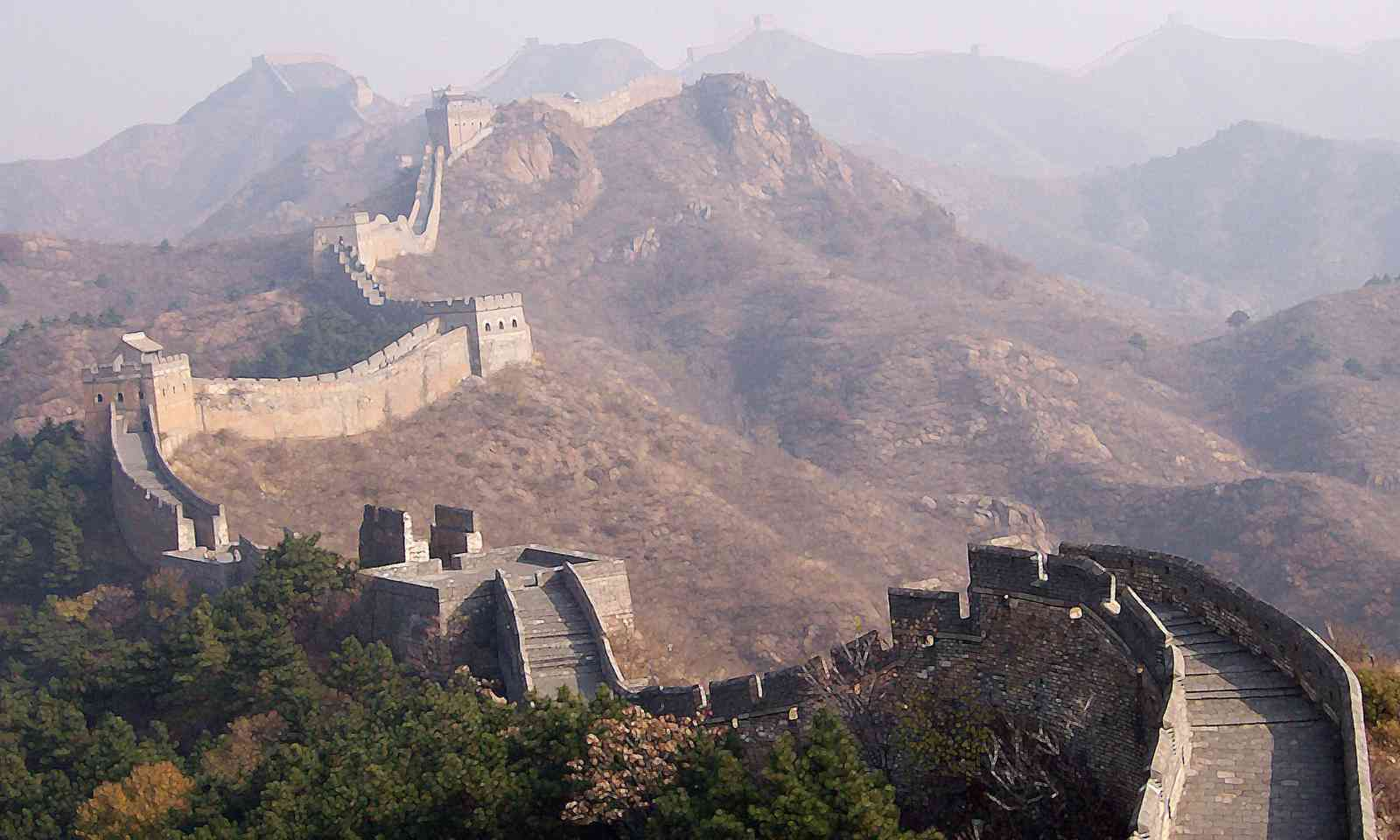 Great Wall of China (Dreamstime)