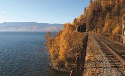 Trans-Siberian and Trans-Mongolian railway
