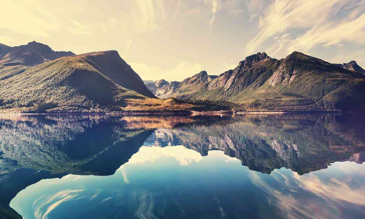 Norwegian landscape (Shutterstock.com)