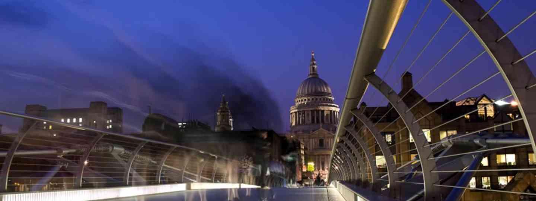 Last year's Travel Icon winner: Millennium Bridge Walk, London (Marius Gheorghe Musan)