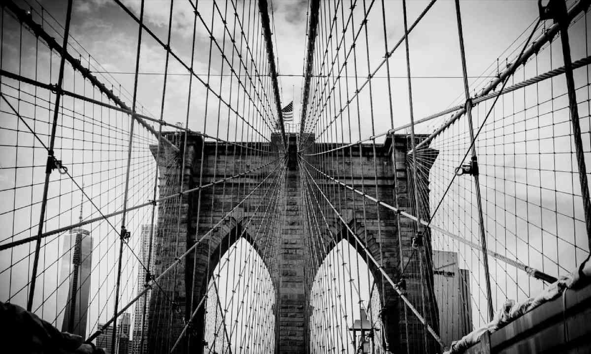 Brooklyn bridge (Shutterstock)