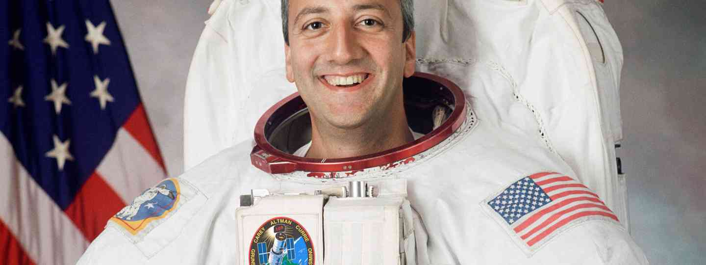 Mike Massimino (Spaceman)