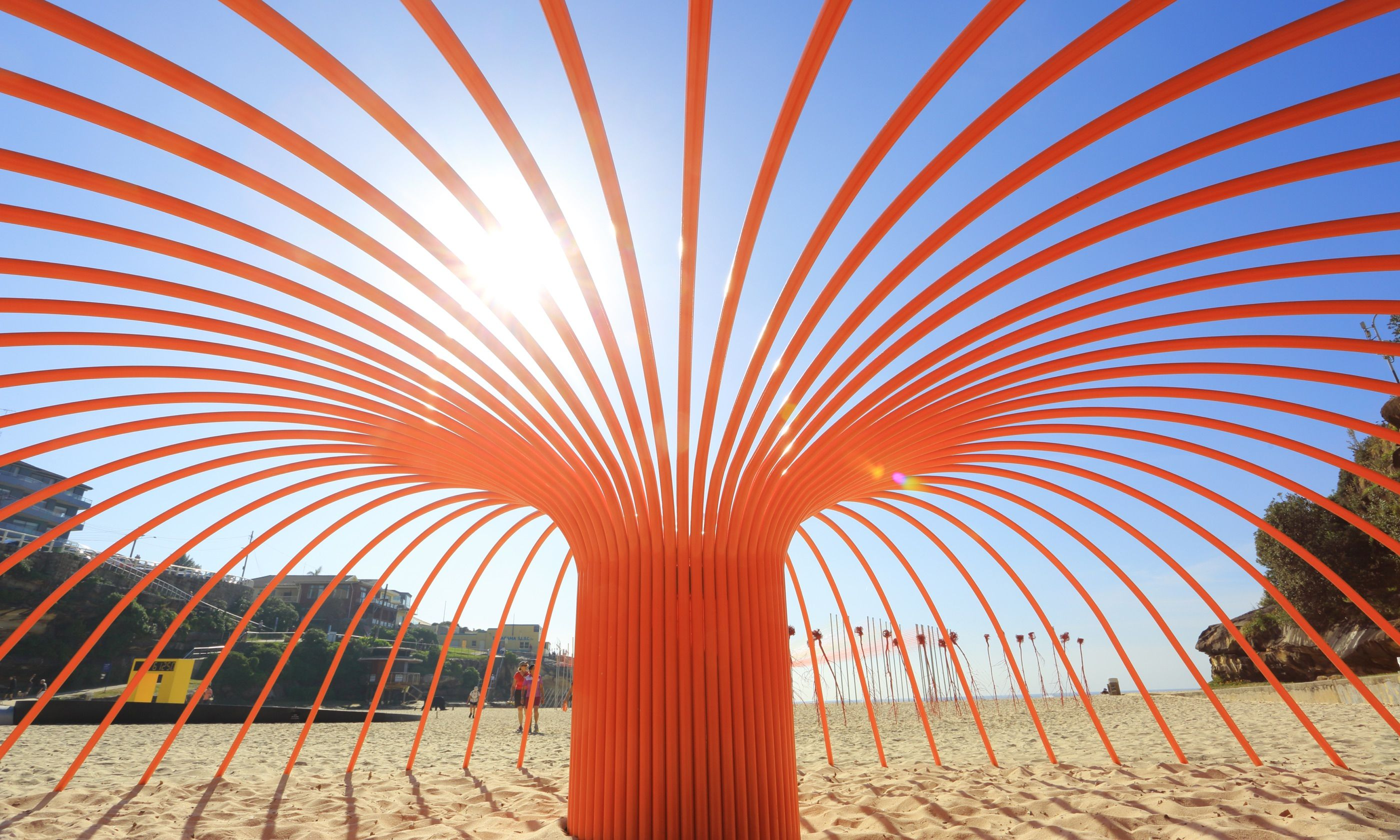 Sculpture by the Sea (Dreamstime)