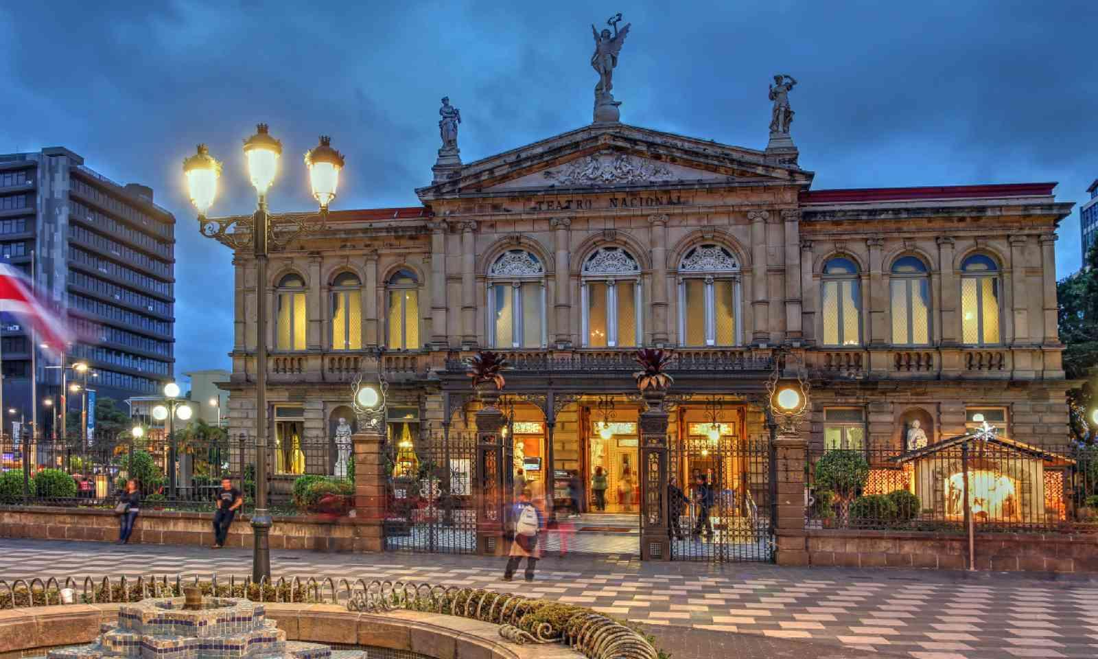 National Theatre in San Jose (Shutterstock)