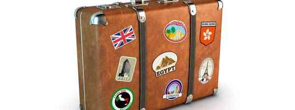 Suitcase (Dreamstime)