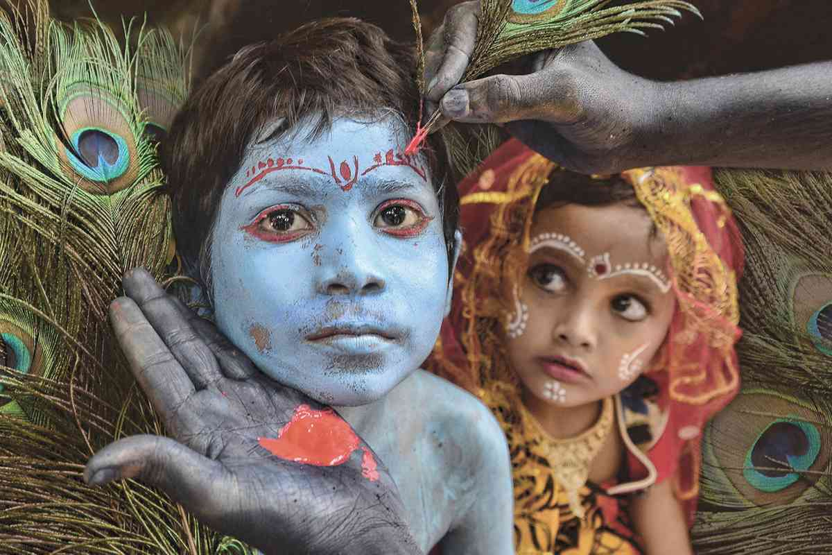 Little Krishnas of West Bengal (Sanghamitra Sarkar)