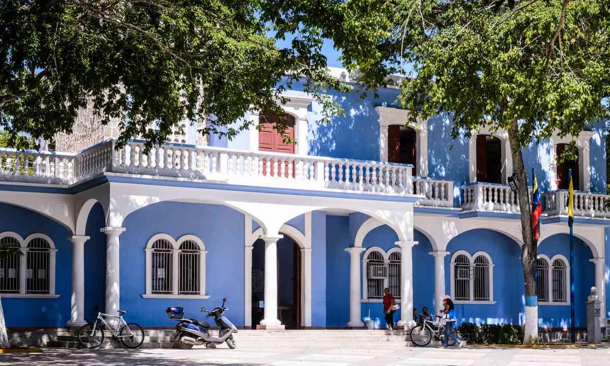 Colonial architecture in Mérida (Shuttertock.com)