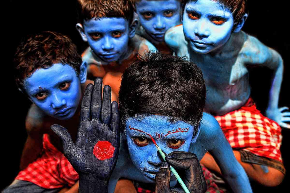 Little Krishnas of West Bengal (Sanghamitra Sarkar)