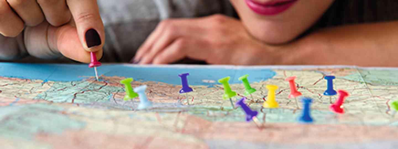 Route planner (Wanderlust Issue 145)
