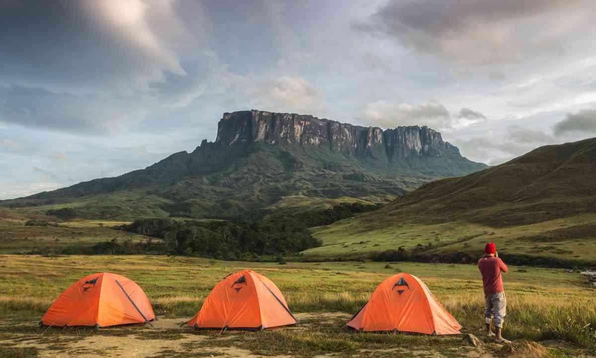View towards Roraima (Shutterstock.com)