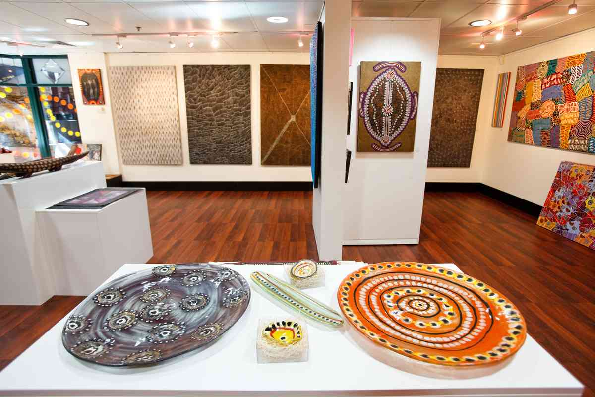 Waradah Aborignal Centre Blue Mountains (James Horan/Destination NSW)