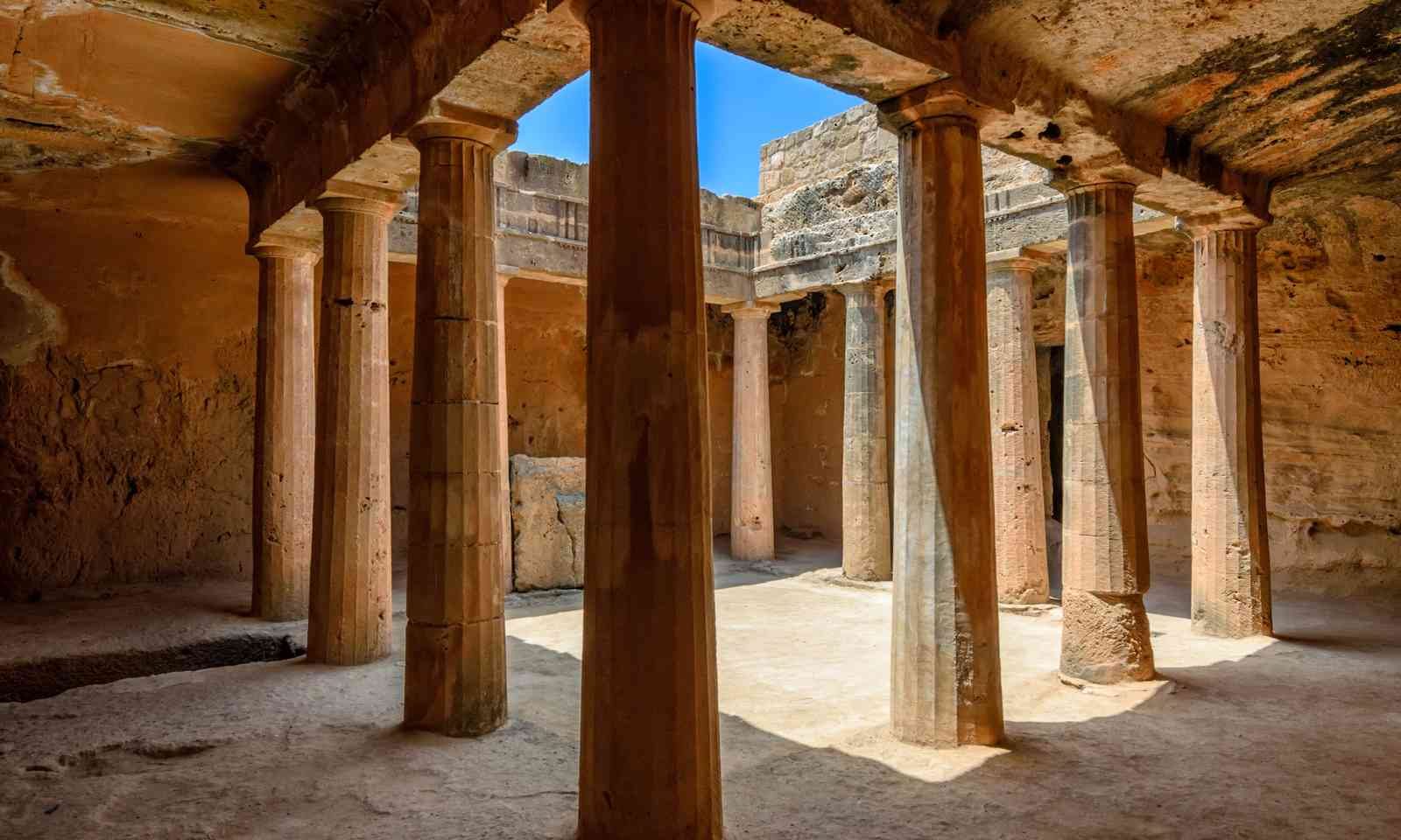 Archeological Museum in Paphos (Dreamstime)