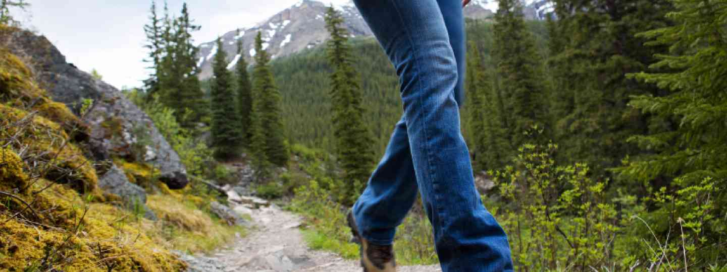 Hiking boots (Shutterstock: see caption below)