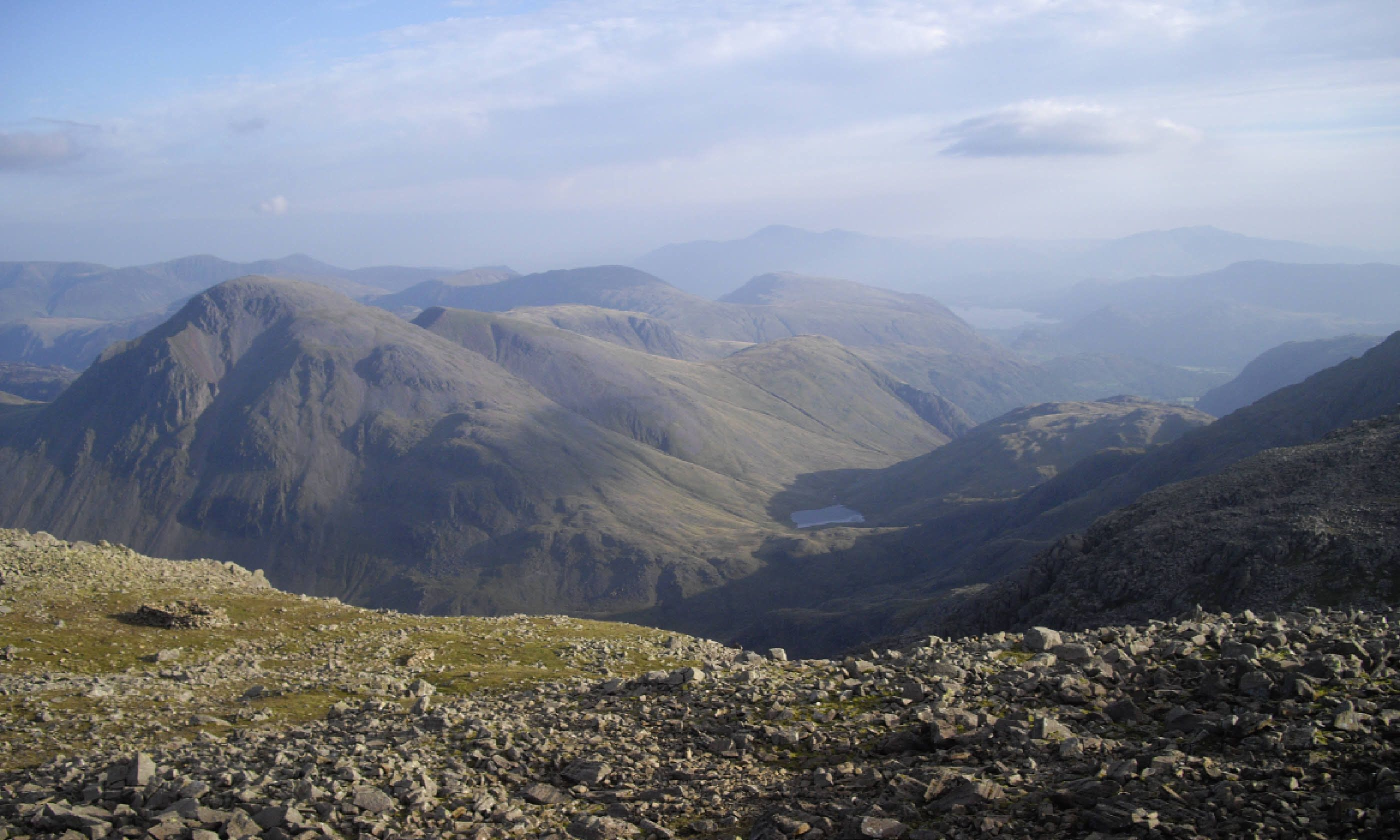 View from Scafell Pike (Alex Kendall)