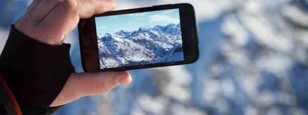 Smartphone photography (Shutterstock: see caption below)