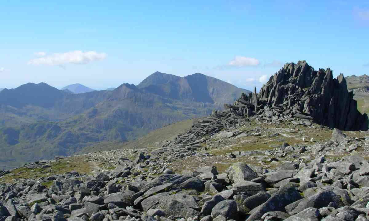 Mount Snowdon (Alex Kendall)