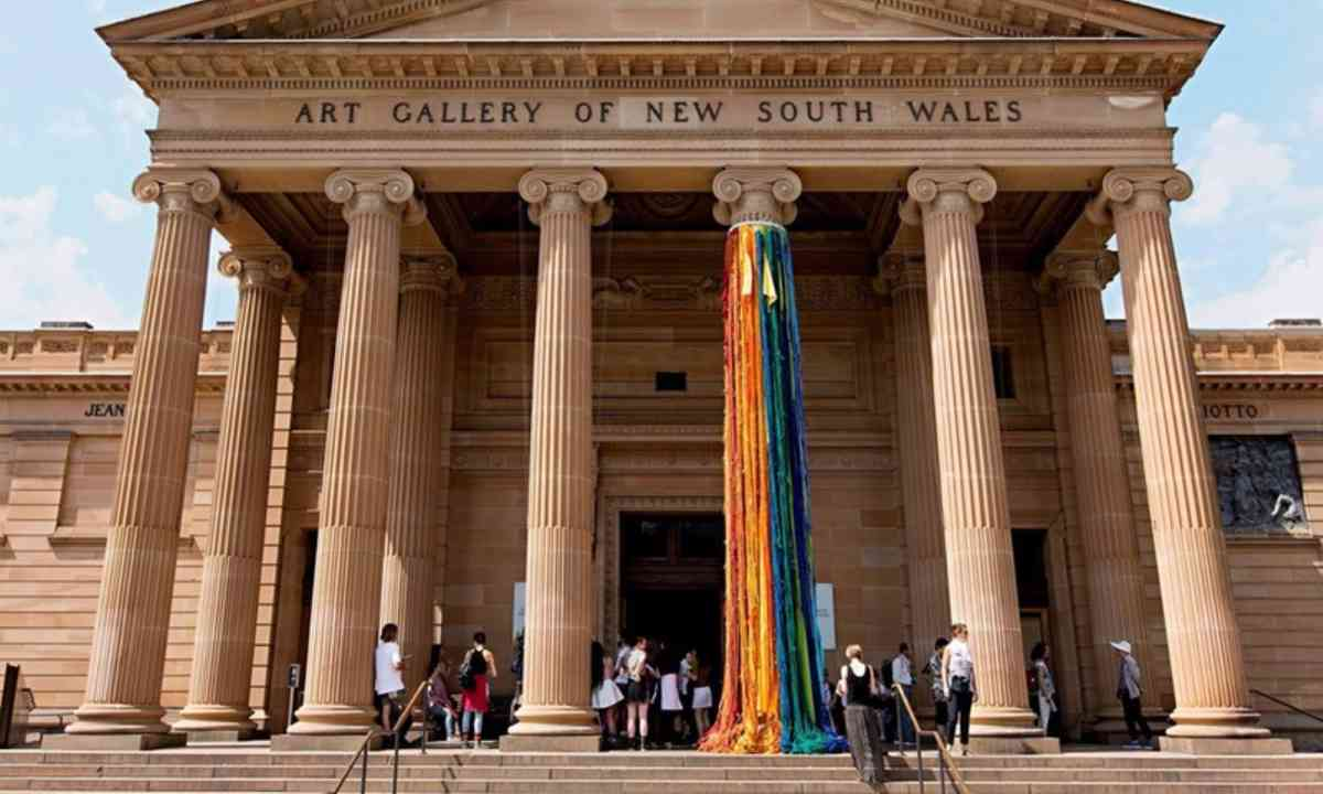 The Art Gallery of NSW (sydney.com)