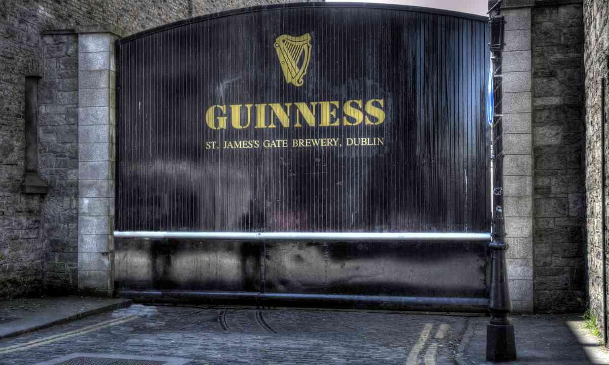 Gates to Guinness (Shuterstock.com)