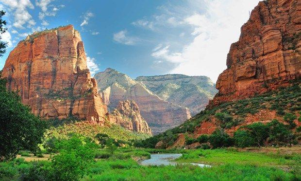 Zion National Park, USA (Shutterstock.com)