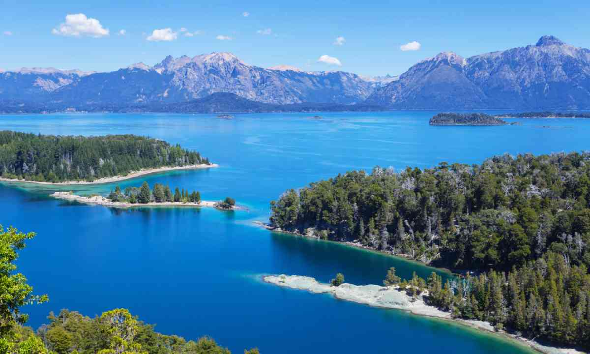 View from Victoria Island on Lake Nahuel Huapi (Shutterstock)