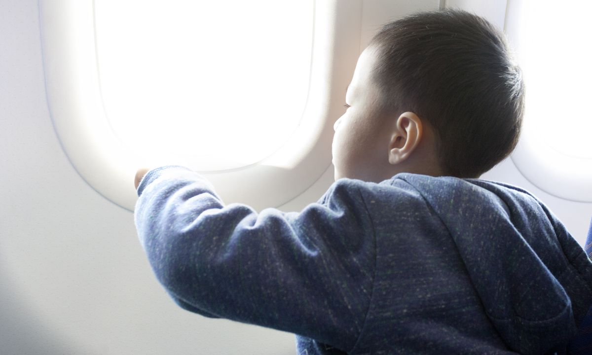 8 things I've learned about travelling with children
