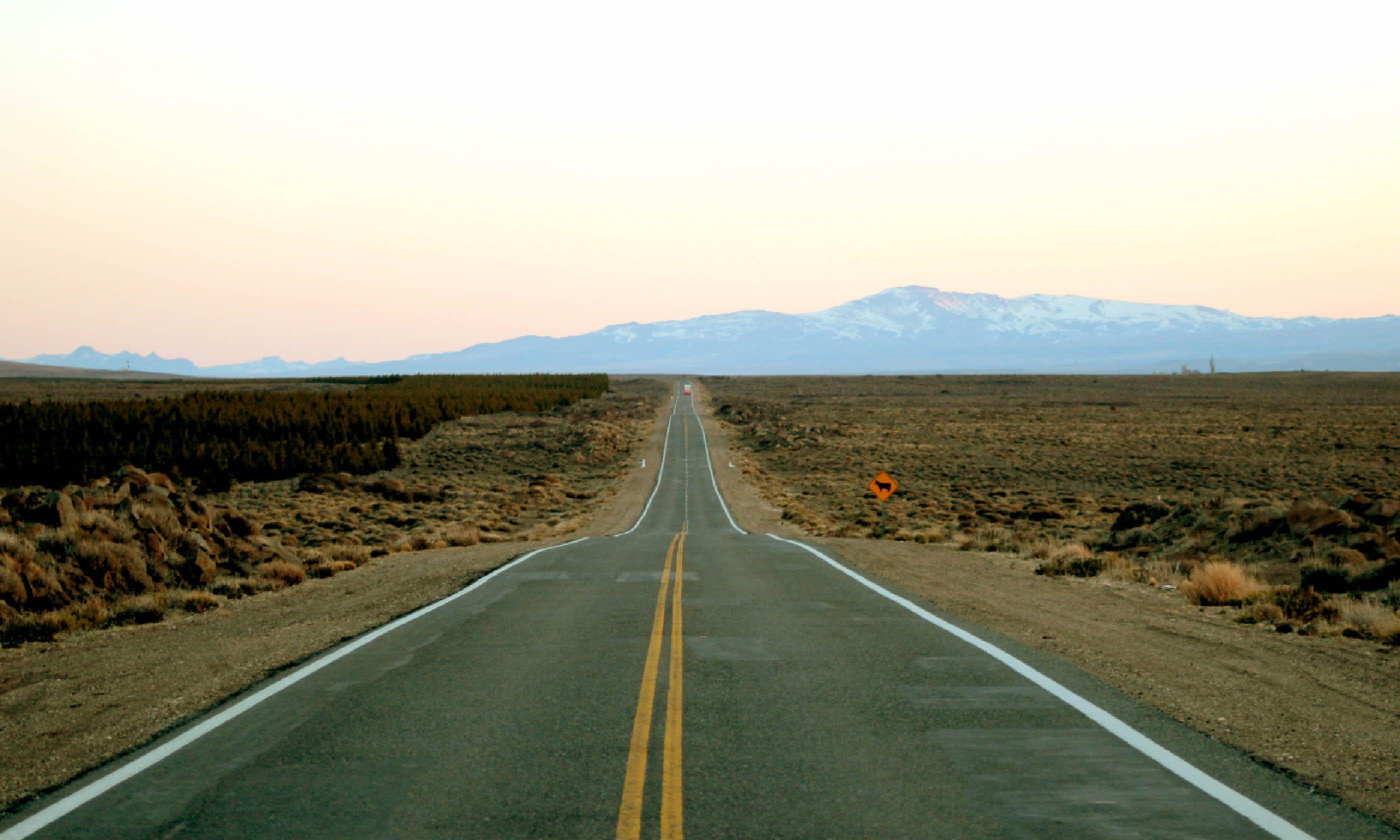Ruta Nacional 40 (Dreamstime)