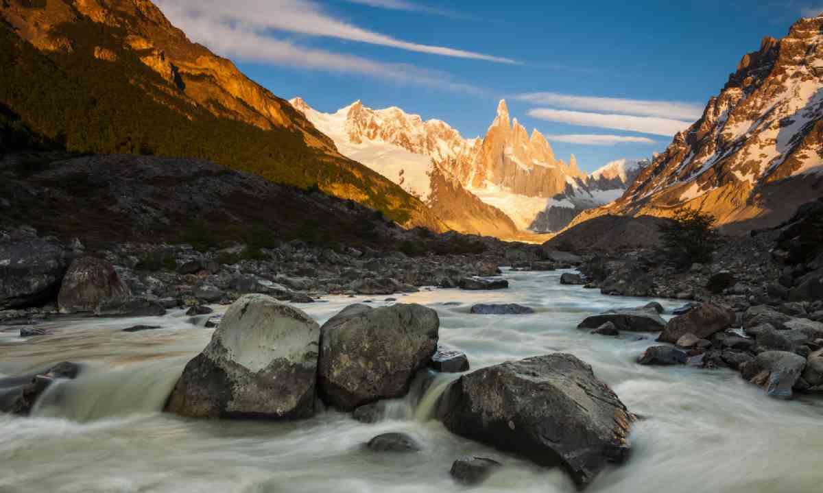 Cerro Torre, Los Glaciares National Park (Dreamstime)