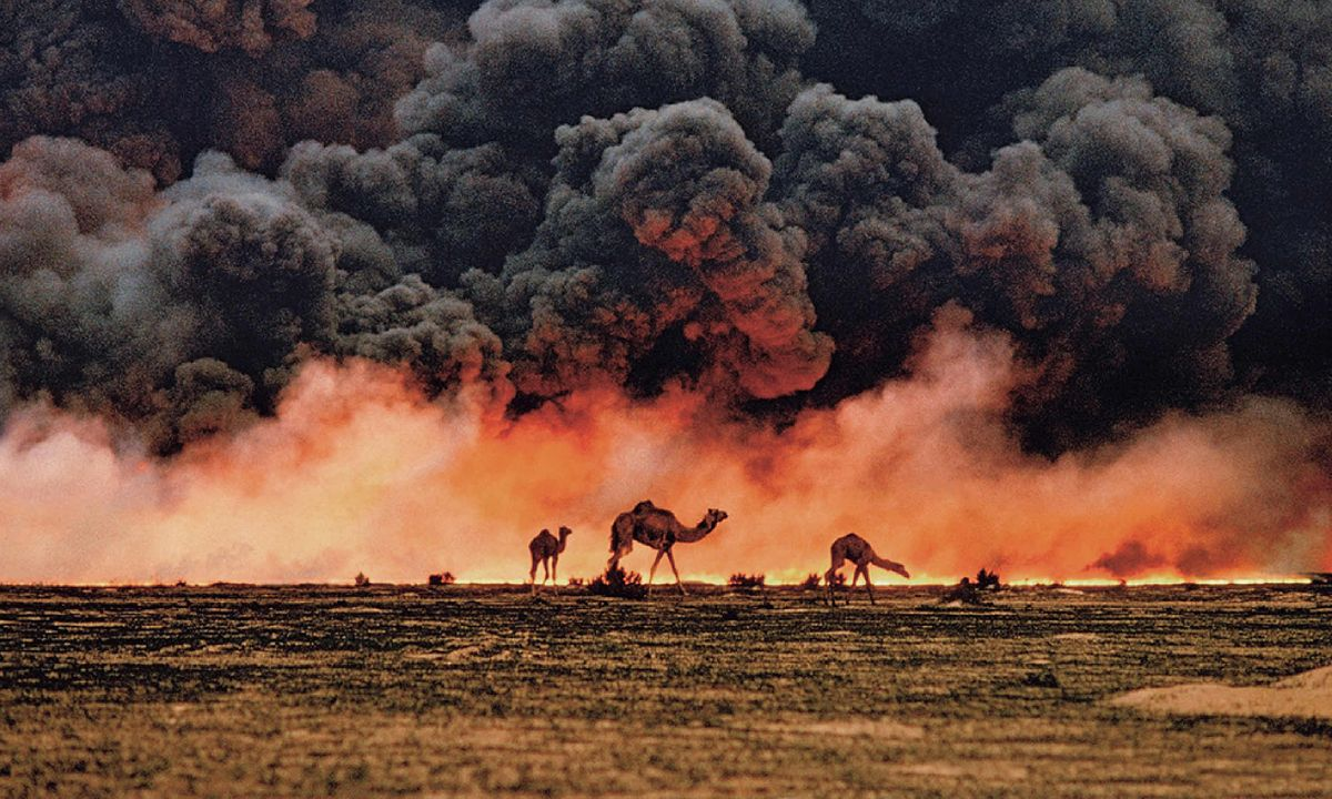 Steve McCurry's 5 top tips for travel photography