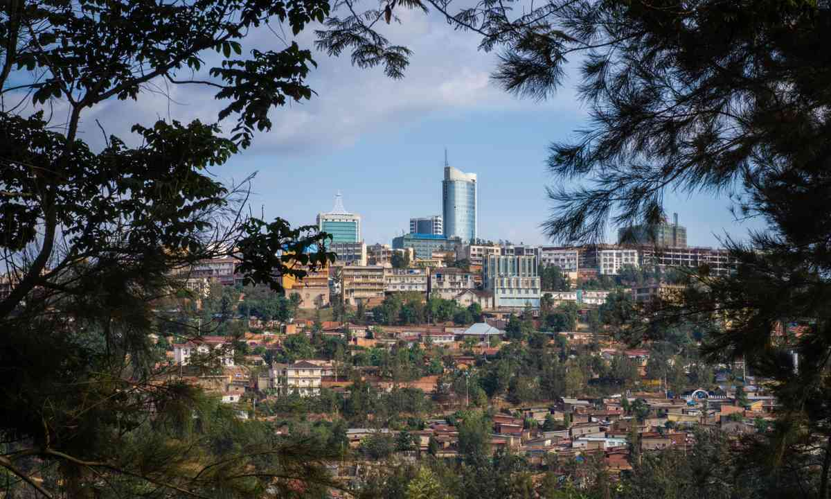 Kigali. Africa's cleanest city. (Dreamstime)