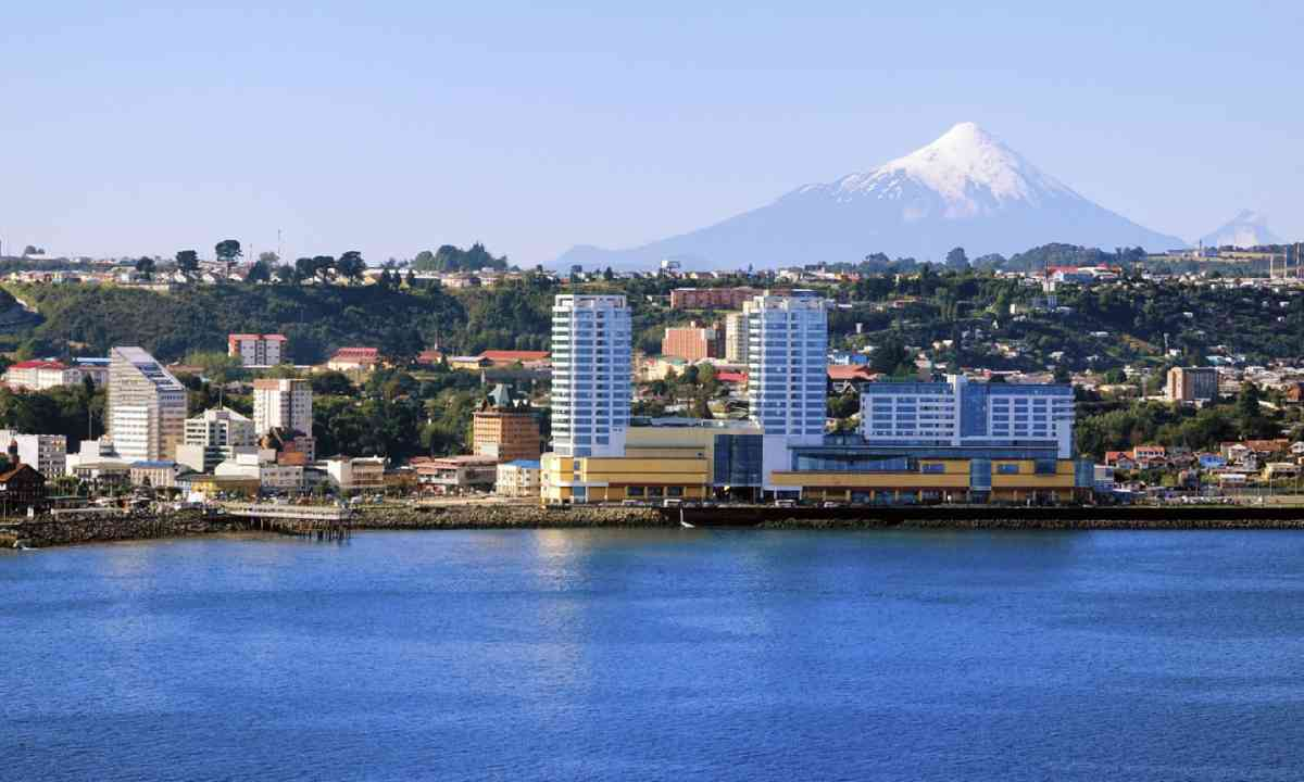 Puerto Montt City (Dreamstime)
