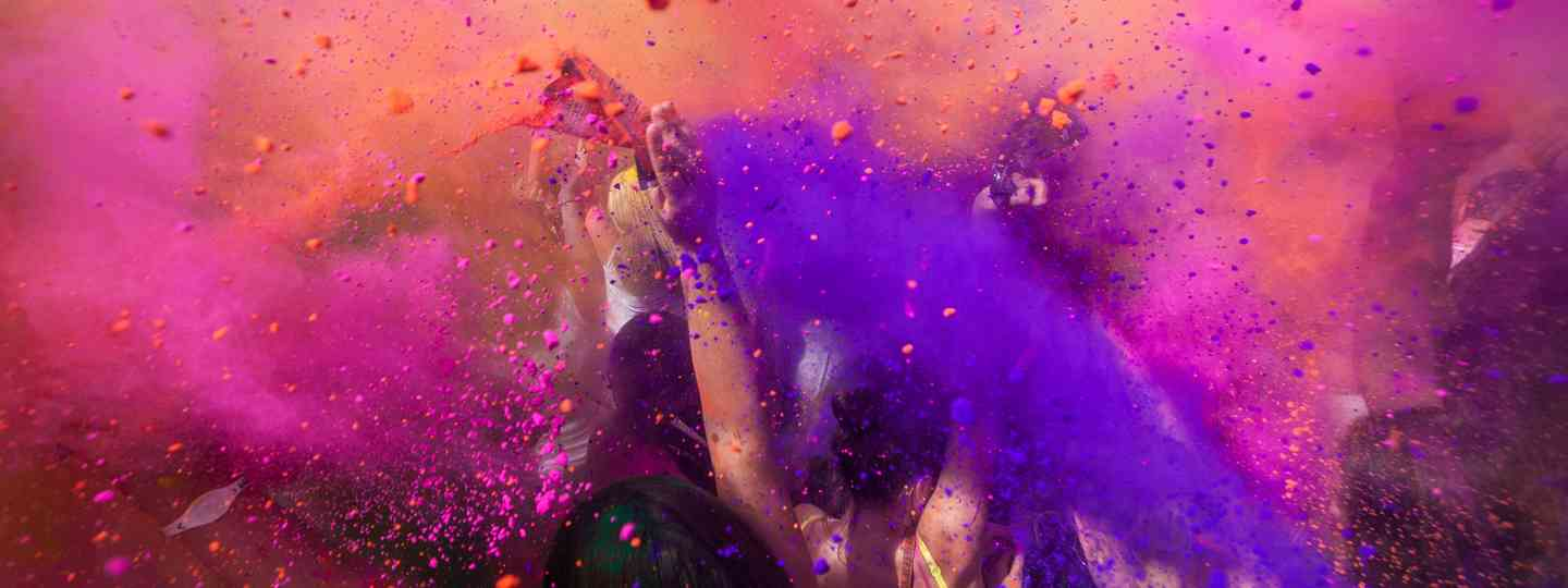 Holi Festival, India (Shutterstock.com. See main credit below)