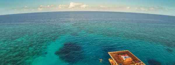 Underwater Room, Manta Resort (themantaresort.com)