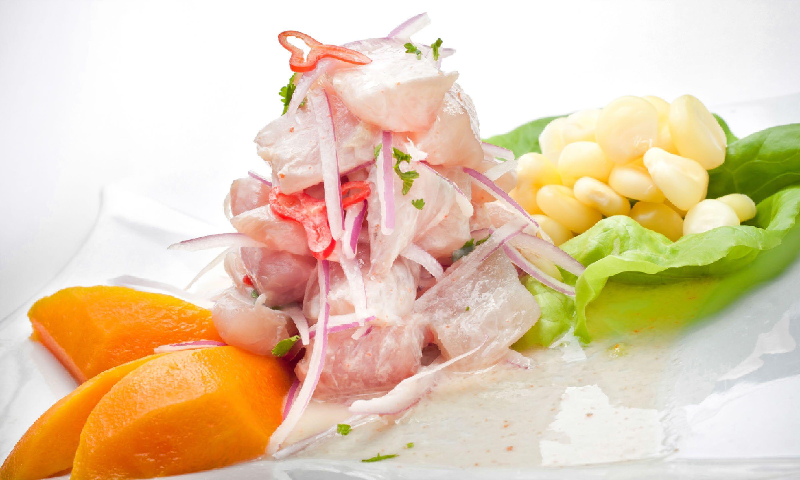 Ceviche, Peru (Shutterstock)