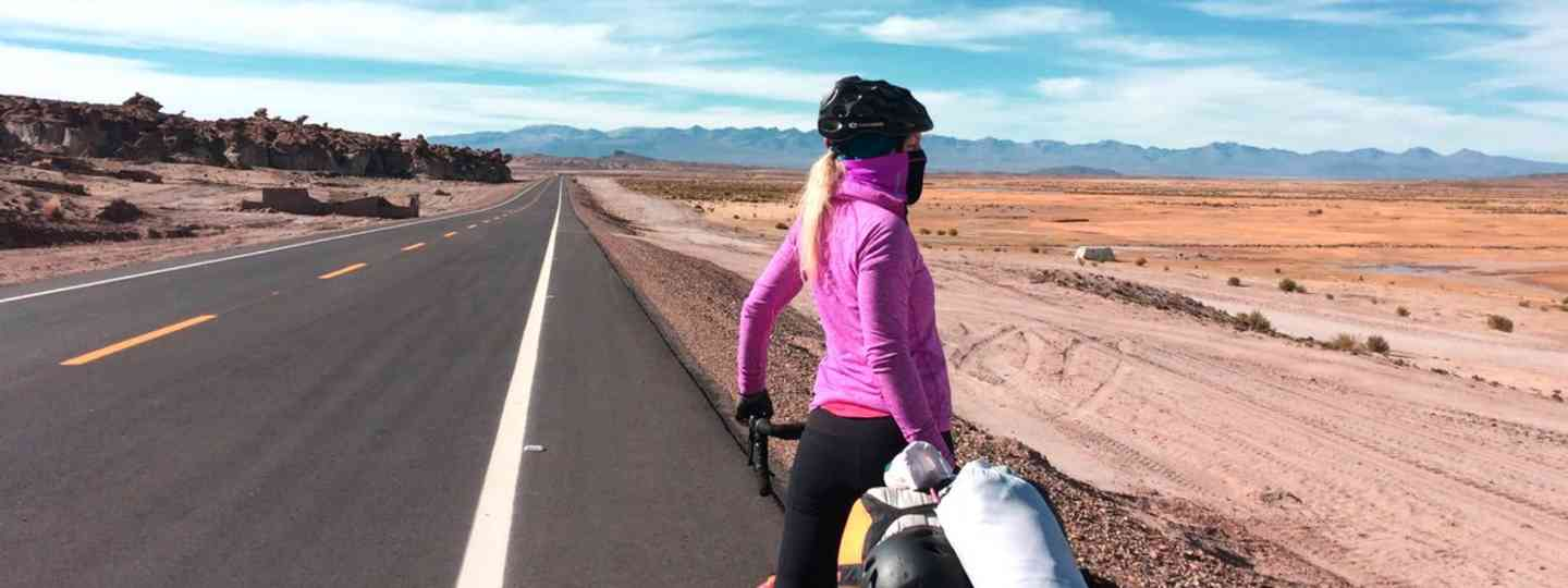 All you need to cycle across Bolivia (Ness Knight)