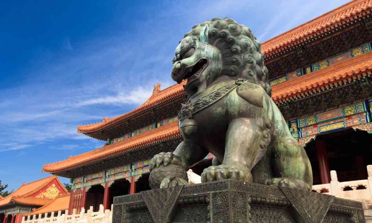 The Forbidden City in Beijing (Dreamstime)
