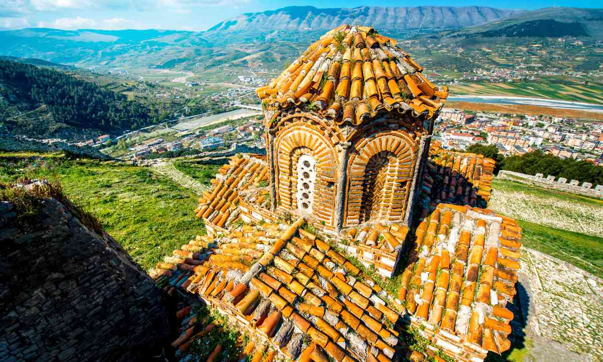 St. Theodores church in Berat city, Albania (Shutterstock.com)