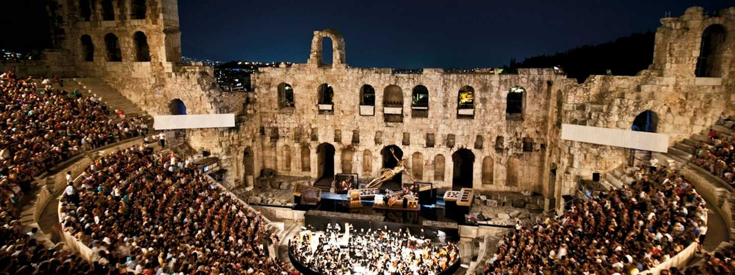 Athens and Epidaurus Festival, Herod Atticus Theatre (Region of Attica)